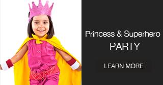 princess-superhero-party