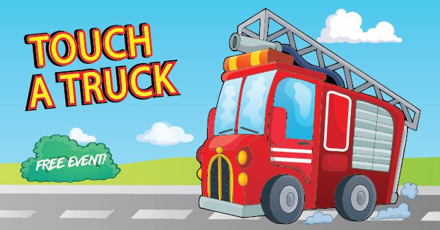 Kids Club: Touch a Truck
