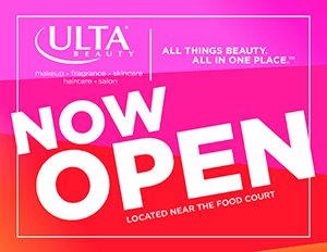 ULTA Beauty is NOW OPEN!