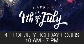 4th of July Mall Hours