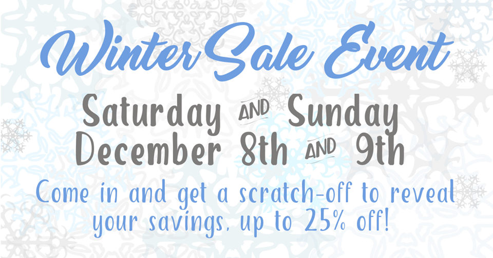Paint N Party Winter Sale & Ornament Painting Party!