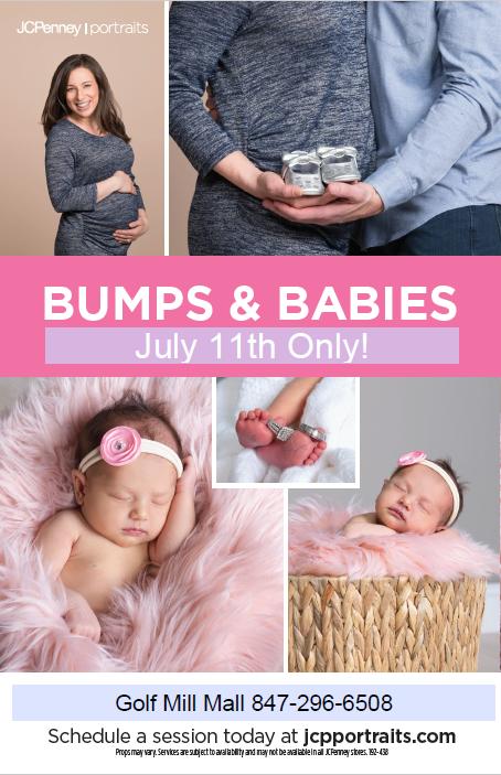 JCPenney Portraits – Bumps & Babies Event