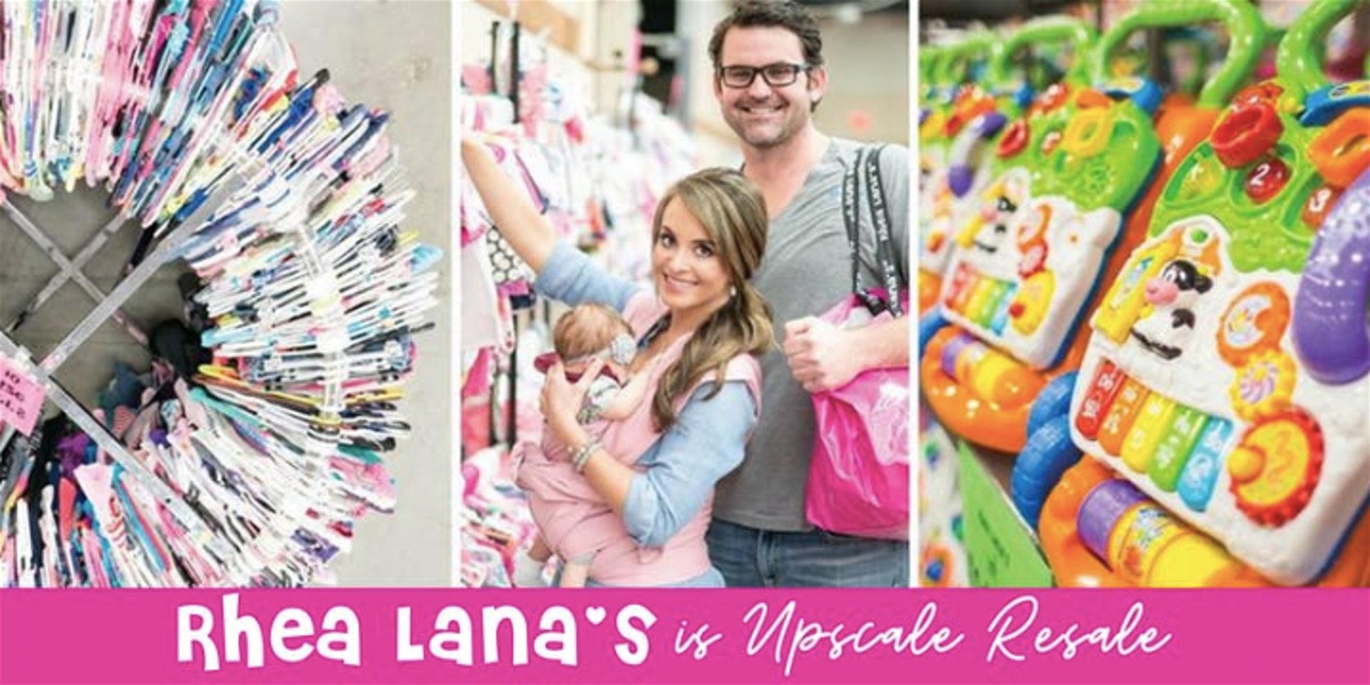 Rhea Lana's Spring & Summer Event!