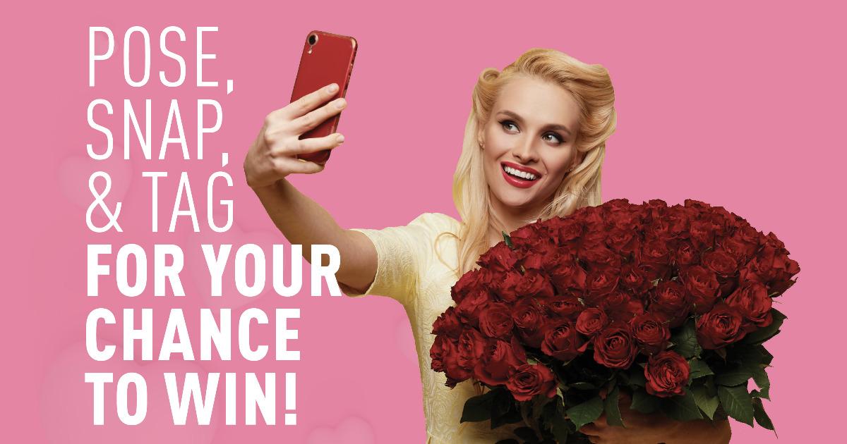 Valentine's Day #BeMineGolfMill Giveaway