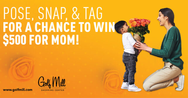 Mother's Day #GolfMillFamily Giveaway
